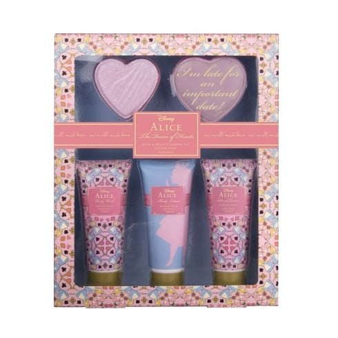 Disney Alice Queen Of Hearts Pamper Set