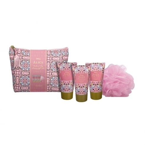 Disney Alice Weekend Wash Bag Set