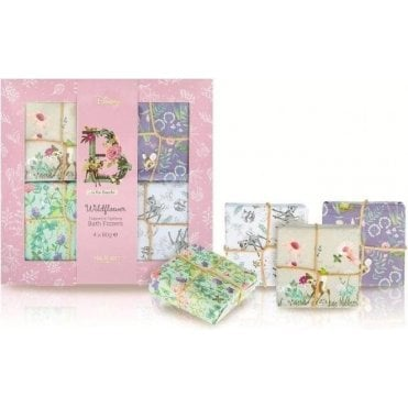 Bambi 4pc Bath Fizzers Set -1pc