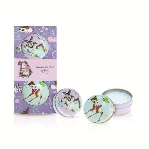 Disney Bambi Lip Balm Duo -1pc