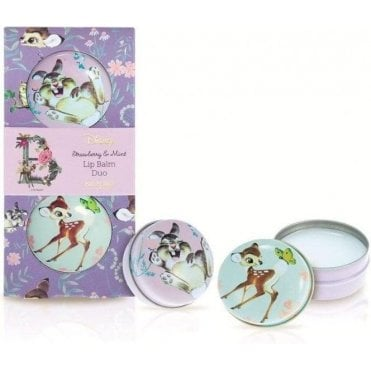 Bambi Lip Balm Duo -1pc