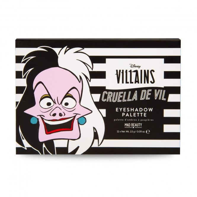 Disney Cruella Eye Shadow Palette