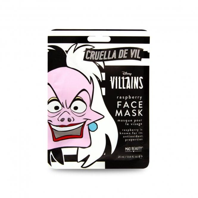 Disney Cruella Sheet Face Mask