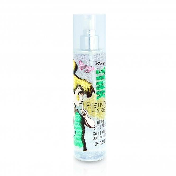 Disney Festival Fairies Body Glitter Spray - 1PC