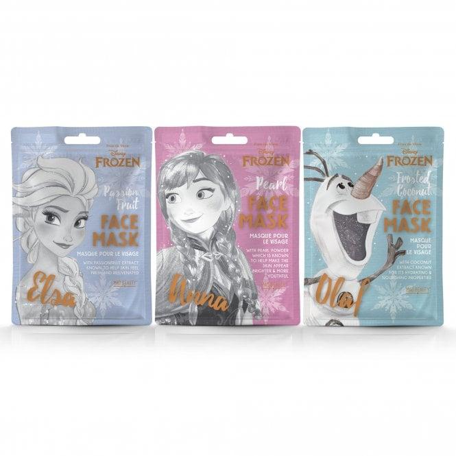 Disney Frozen Face Masks -1pc