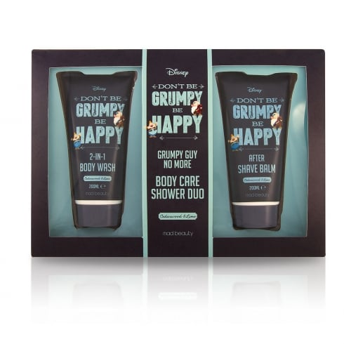 Disney Grumpy Body Care Shower Duo