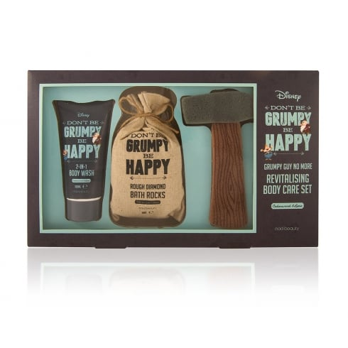 Disney Grumpy Revitalising Body Care Box Set