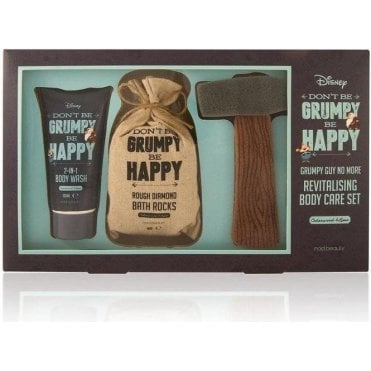 Grumpy Revitalising Body Care Box Set