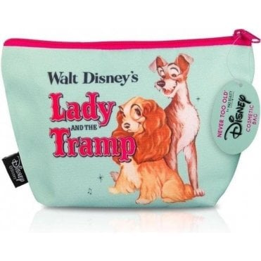 Lady & The Tramp Wash Bag
