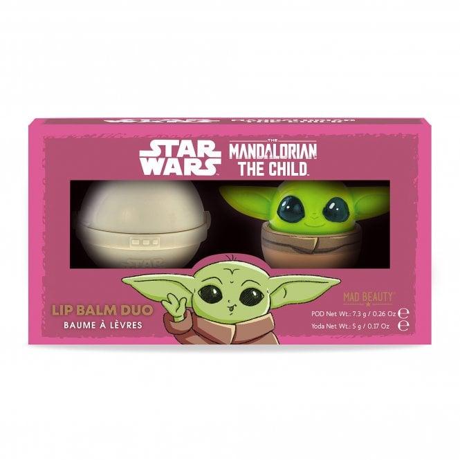 Disney Mandalorian The Child Lip Balm Duo Set - 1pc
