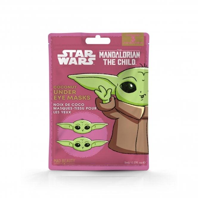 Disney Mandalorian The Child Under Eye Mask - 1pc