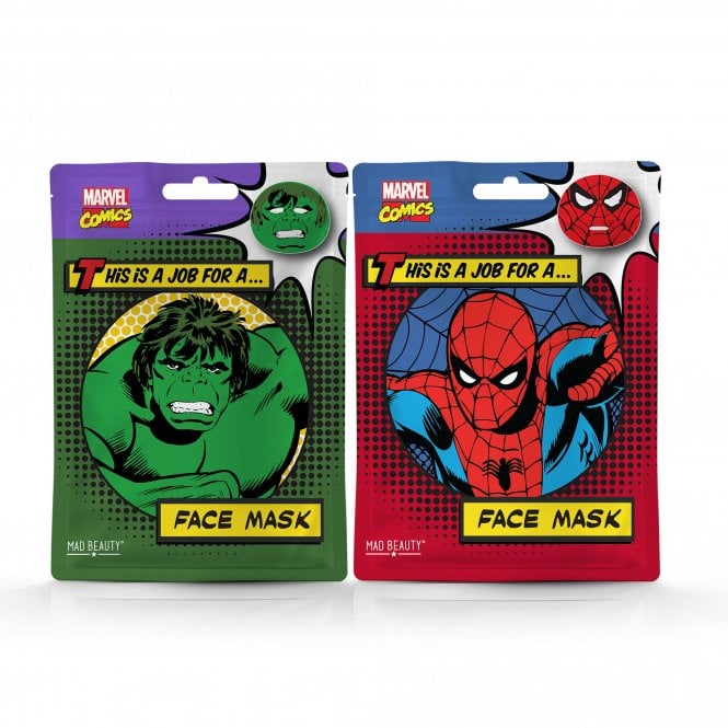 Disney Marvel Face Masks -1pc