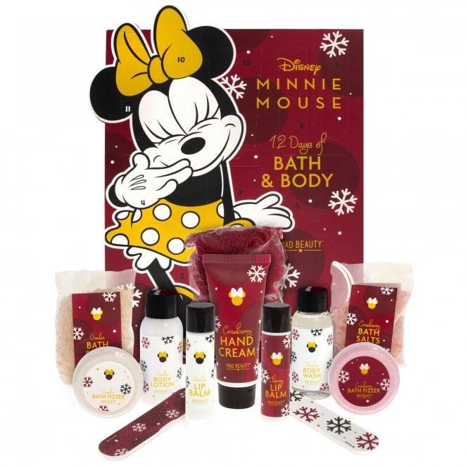 Disney Mickey Burgundy Advent
