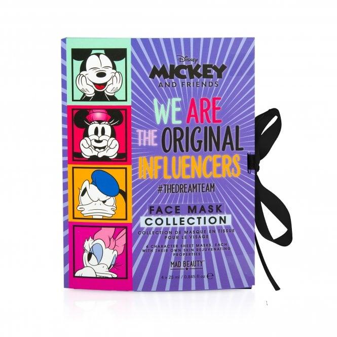 Disney Mickey & Friends Sheet Face Mask Booklet