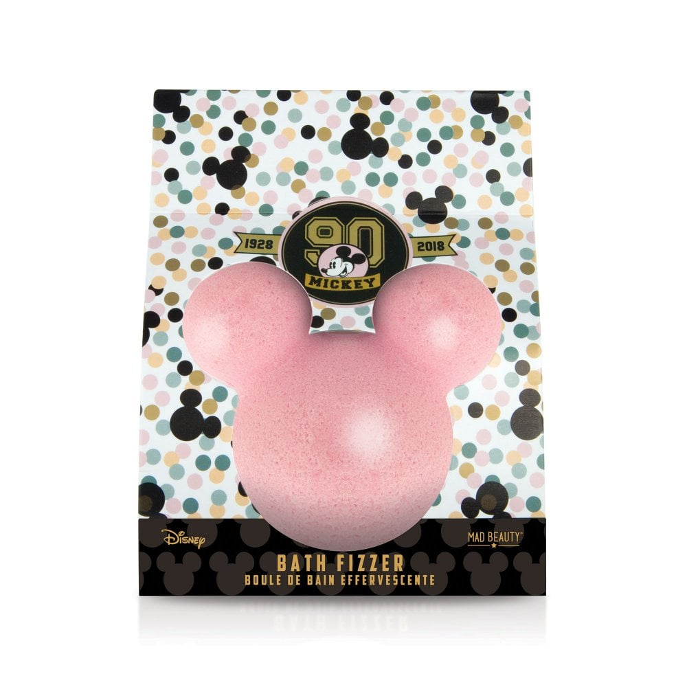 b84e6a6758 Disney Mickey s 90th Bath Fizzers -1pc - Gifts from Mad Beauty Ltd UK