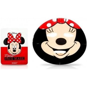 Minnie Face Mask -1pc
