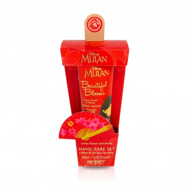 Disney Mulan Hand Care Set