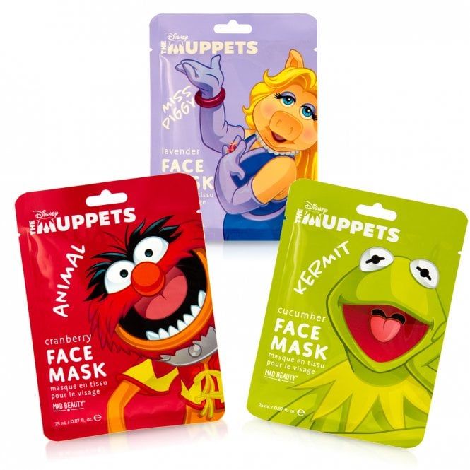 Disney Muppet Face Mask