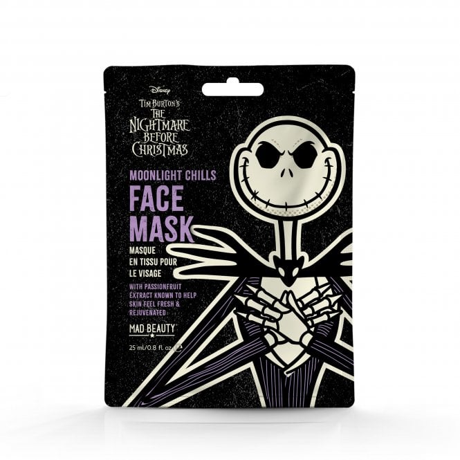 Disney Nightmare Before Christmas Face Masks - Jack