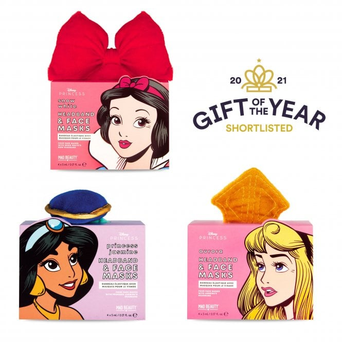 Disney POP Princess Face Mask & Headband