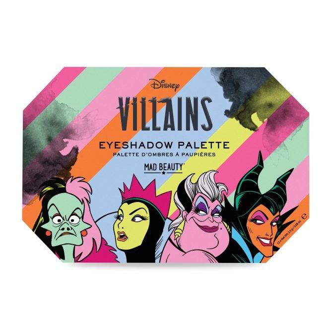 Disney Pop Villains Eye Shadow Palette
