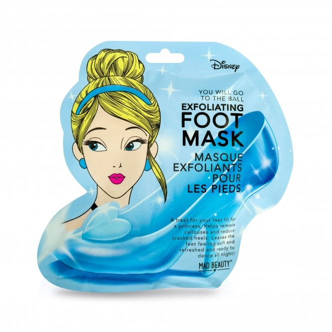 Disney Princess Cinderella Foot Mask 1 pc