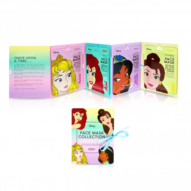 Disney Princess Face Mask Collection -1pc