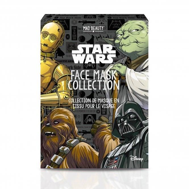 Star Wars 4pc Face Mask Set -1pc