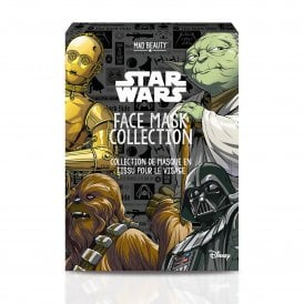 Star Wars 4pc Face Mask Set -1pc