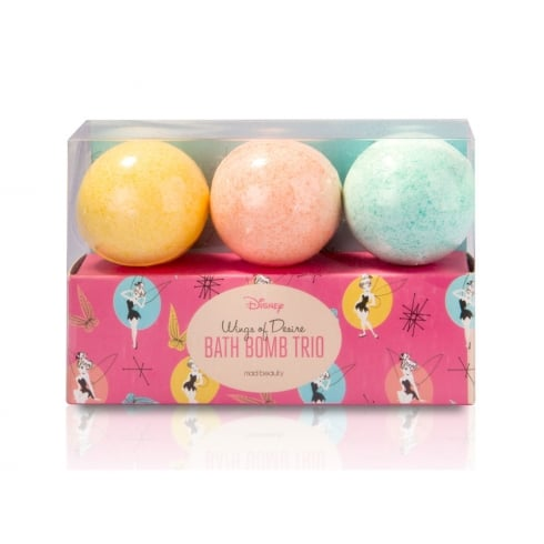 Disney Tinks Bath Bombs