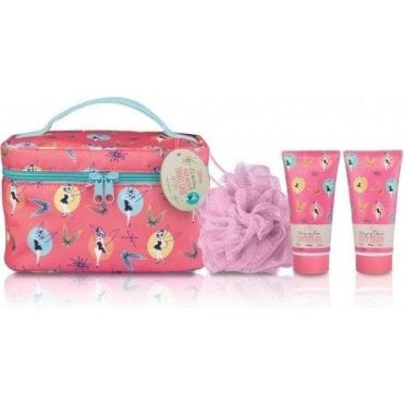 Tinks Travel Case & Body Dazzle Gift Set