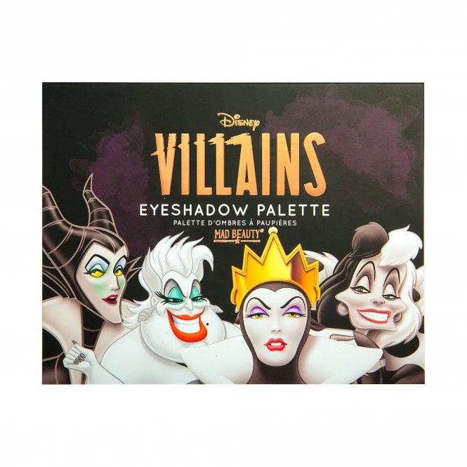 Disney Villains Eye Shadow Palette-1pc