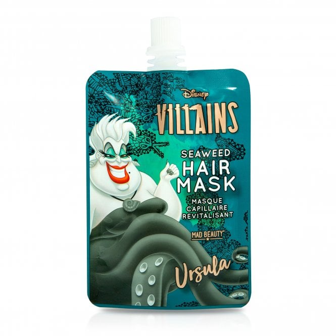 Disney Villains Urusla Hair Mask - 1pc