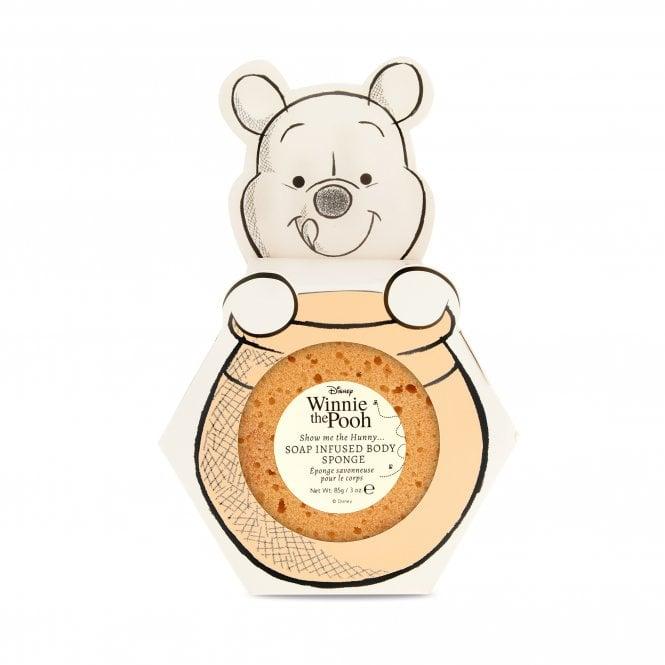Disney Winne The Pooh Soap Infused Body Sponge - 1pc