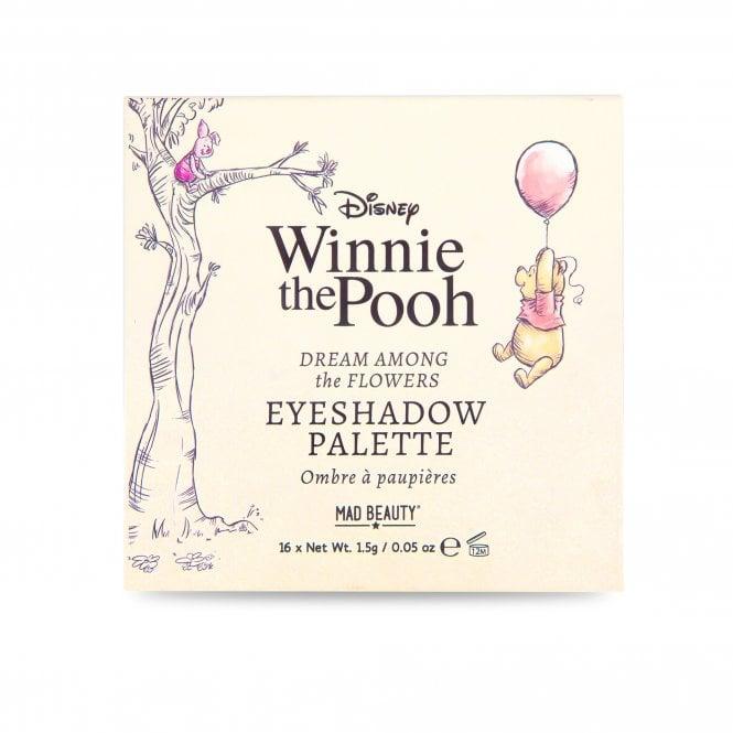Disney Winnie The Pooh Eyeshadow Palette - 1pc