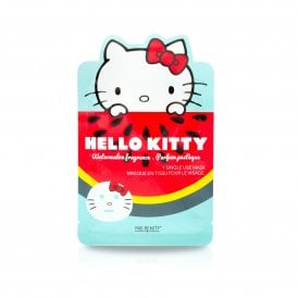 Hello Kitty Watermelon Face Mask 1pc