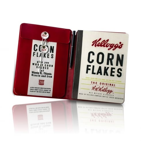 Kellogg's Vintage A5 Notebook & Pen
