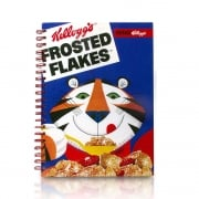 Frosted Flakes Bound  Notebook A4