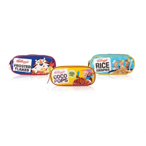 Kellogg's Vintage Kelloggs Pencil Cases
