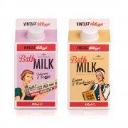 Kellogg's50's Vintage  Bath Milk