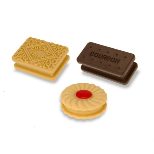 Lip Gloss Company Biscuit Lipbalms - 1pc