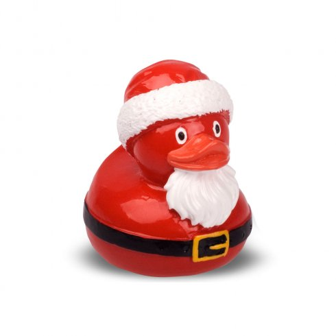 Lip Gloss Company Festive Pucker Ducks - Santa Duck