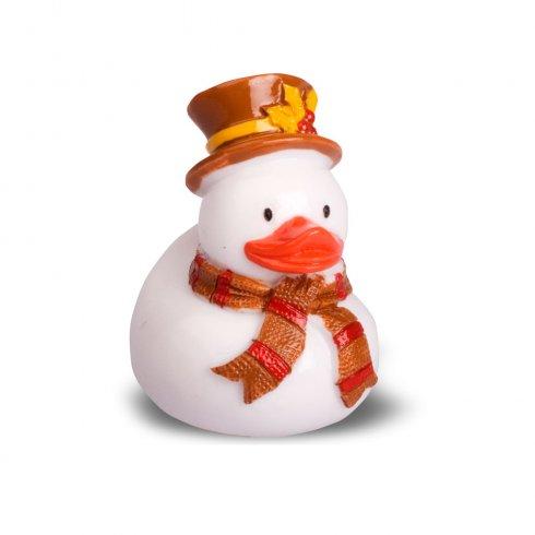 Lip Gloss Company Festive Pucker Ducks - Snowman