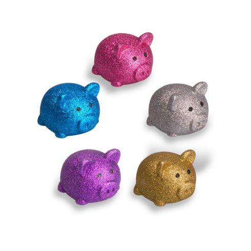 Lip Gloss Company Little Piggie Glitter Lip Glosses
