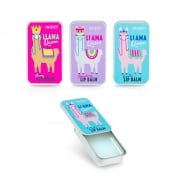 Llama Queen Lip Balm Tins 1pc