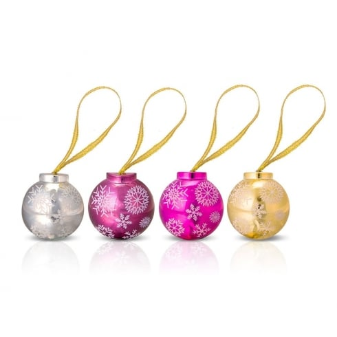 Lip Gloss Company Snowflake Bauble Lip Gloss - 1pc