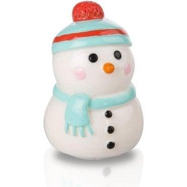 Snowman Lip Balm - 1pc
