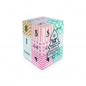 12 Days Cube Advent Calendar - 1pc