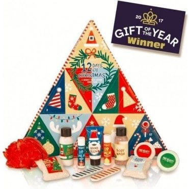 12 Days of Christmas Avent Calendar - 1pc
