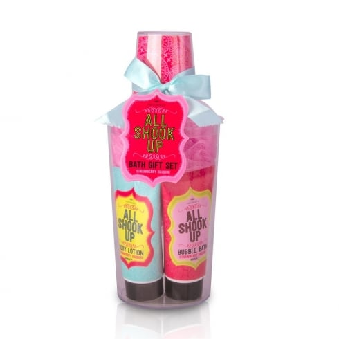 MAD Beauty All Shook Up Cocktail Shaker Gift Set